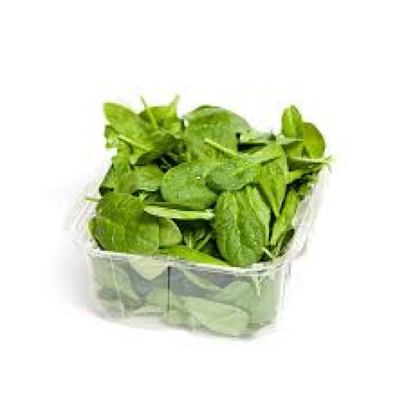 Spinach leaves 100g pnt