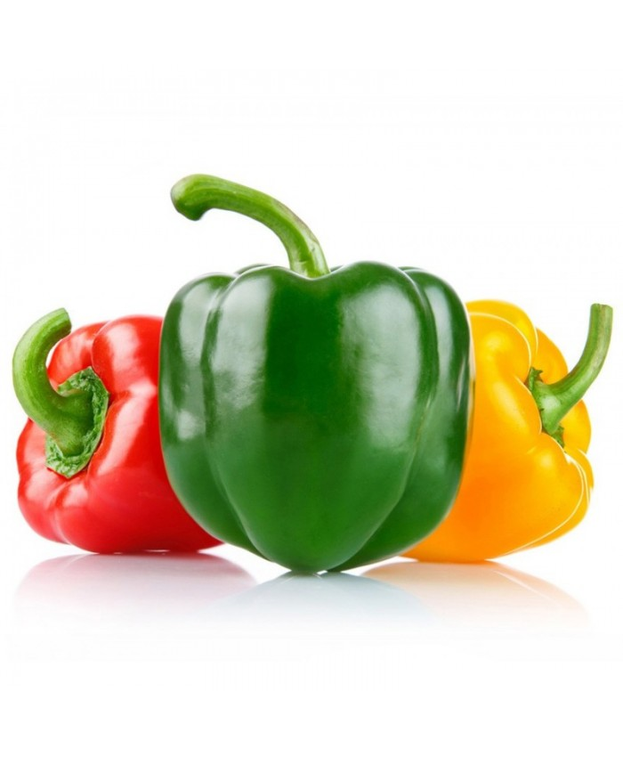 Capsicums Mixed 3 each