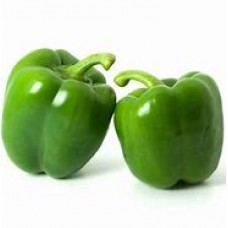 Capsicum Green 1 each